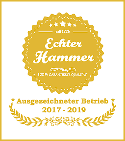 Siegel Echter Hammer