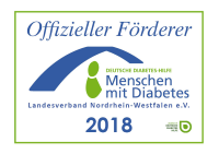 Offizieller Förderer 2018 NRW Spitzweg-Apotheke Hamm